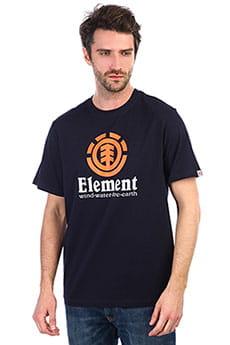 Мужская футболка Element Vertical Eclipse Navy