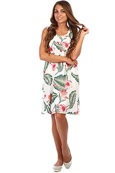 Платье женское Roxy Harlem Vibes Marshmallow Tropical