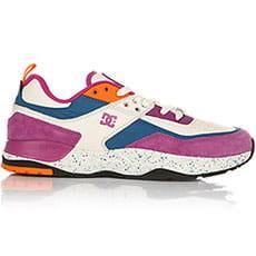 Кожаные кроссовки E.Tribeka LE DC Shoes