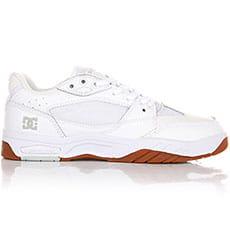 Кеды низкие DC Maswell White/Gum