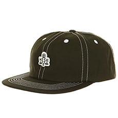 Бейсболка мужская с прямым козырьком Element Camp Cap Olive Drab