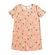Платье детское Roxy Second Sun Salmon Summer Hobbie