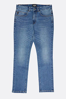 Джинсы Billabong OUTSIDER JEAN BLEACH DAZE_0