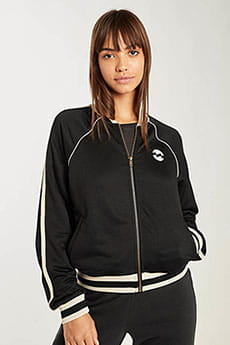 Бомбер женский Billabong Legacy Locals Only Black