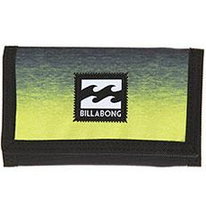 Кошелек Billabong Atom Wallet Neon Yellow