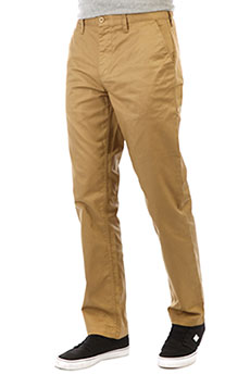 Штаны прямые DC Worker Relaxed Khaki