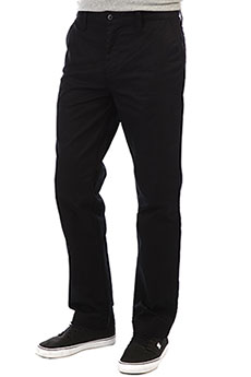 Штаны прямые DC Worker Relaxed Black