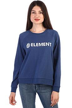 Толстовка классическая женская Element Logic Blueberry