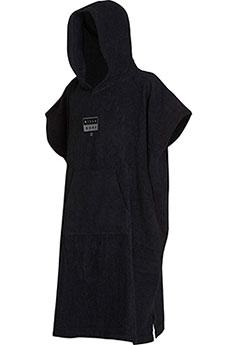 Пончо Billabong Hoodie Towel Black