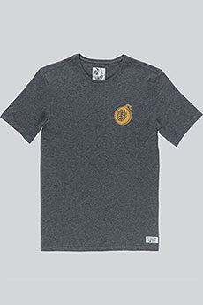 Футболка Element Blast Ss Charcoal Heather