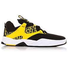 Кроссовки DC Kalis S Tx Se Black/Yellow