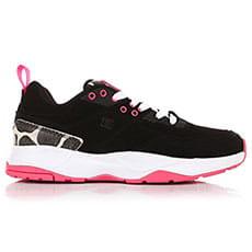 Кроссовки женские DC E.tribeka Se Black/Pink