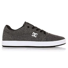Кеды низкие DC Crisis Tx Se Grey/Black/White