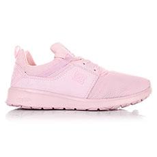 Кроссовки женские DC Heathrow Light Pink