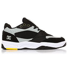 Кроссовки DC Maswell Black/Grey/Yellow