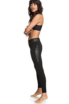 Гидрокостюм (Низ) женский Roxy 1m Sat Capri J Kvj0 Black