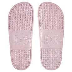 Шлепанцы женские DC Shoes Slide Se J Pink 8461-14