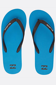 Вьетнамки Billabong Tides Solid Blue