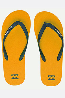 Вьетнамки Billabong Tides Solid Orange