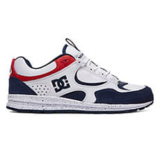 Кроссовки DC Kalis Lite Se White/Red/Blue