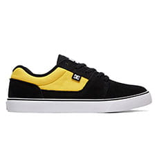 Кеды низкие DC Tonik Black/Yellow