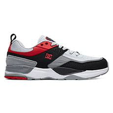 Кроссовки DC E.tribeka Black/Athletic Red/B