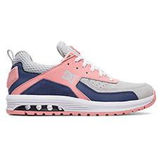 Кроссовки женские DC Vandium Se Grey/Pink