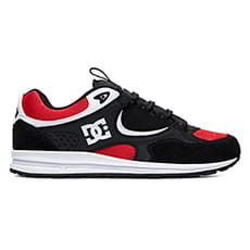 Кроссовки DC Kalis Lite Black/Athletic Red/W