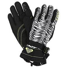 Перчатки женские Roxy Rx Jetty Gloves True Black Savanna