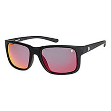 Очки Boardriders Oculos 09p Matte Black/Ml Red