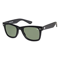 Очки Boardriders Oculos 01p Matte Black/Green