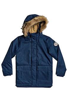 Куртка парка детская QUIKSILVER Bichenobloomyth Moonlit Ocean