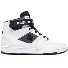 Кеды высокие DC Shoes Pensford Se White/Black