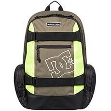 Рюкзак DC SHOES среднего размера The Breed 26L