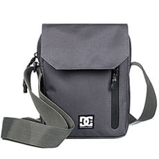 Сумка для документов DC Shoes Starcher Pewter