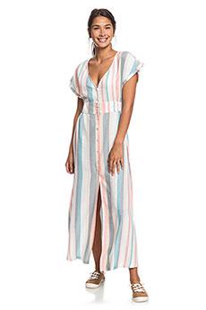 Платье ROXY с коротким рукавом Furore Lagoon