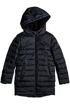 Куртка зимняя детская Roxy Waterfall Song Anthracite