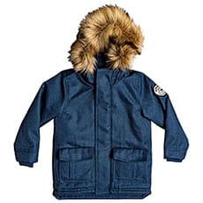 Куртка парка детская QUIKSILVER Bichenobloomboy Moonlit Ocean