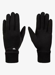Черные детские перчатки hottawa