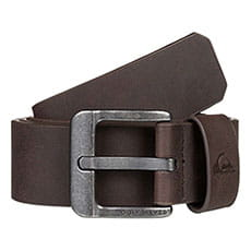 Ремень QUIKSILVER Main Street Ii Chocolate Brown