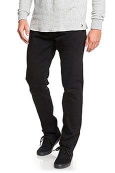 Прямые мужские джинсы Revolver Black Black Quiksilver
