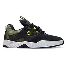 Кроссовки DC Shoes Kalis Se Oil Green