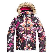 Куртка утепленная Roxy Jet Ski Girl True Black Butterfly