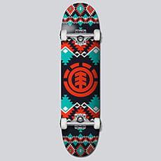 Скейтборд в сборе Element Indigena Assorted 8 (20.3 см)