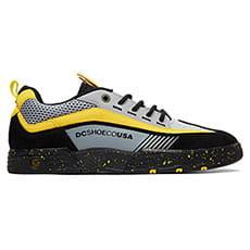 Кроссовки DC Shoes Legacy98 Slm Se Black/Grey/Yellow