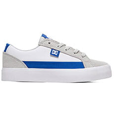 Кеды низкие DC Shoes Lynnfield B Shoe Grey/Royal