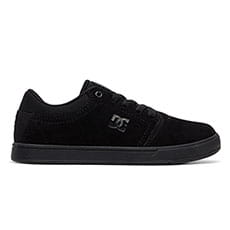 Кеды низкие DC Shoes Crisis Black
