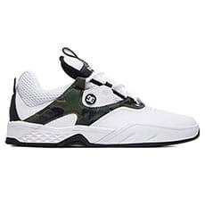 Кроссовки женские DC Shoes Kalis White Camo
