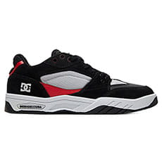 Кроссовки DC Shoes Maswell Grey/Black/Red
