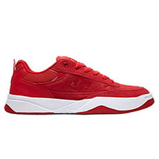 Кроссовки DC Shoes Penza Red/Red/White